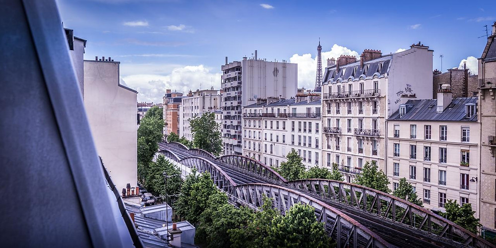 Hôtel Eiffel Segur