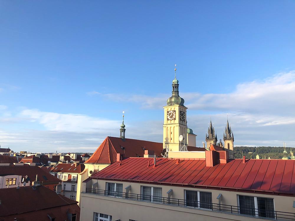 Vista Hotel Praga