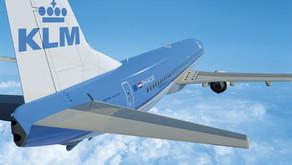 Como é voar na Classe Econômica da KLM