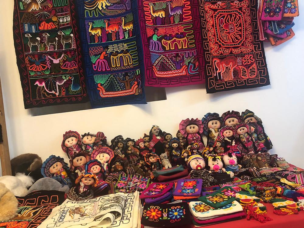 Artesanato Cusco