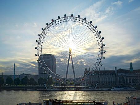London Eye - A roda gigante mais famosa do mundo