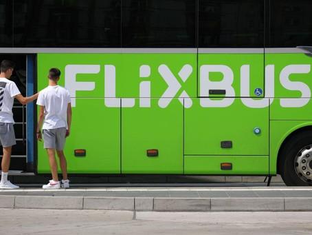 Como é viajar de FlixBus pela Europa
