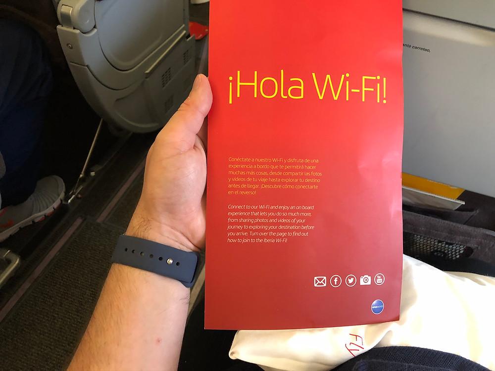 WiFi Iberia
