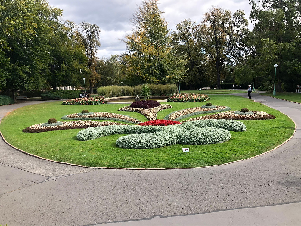 Jardim Castelo de Praga