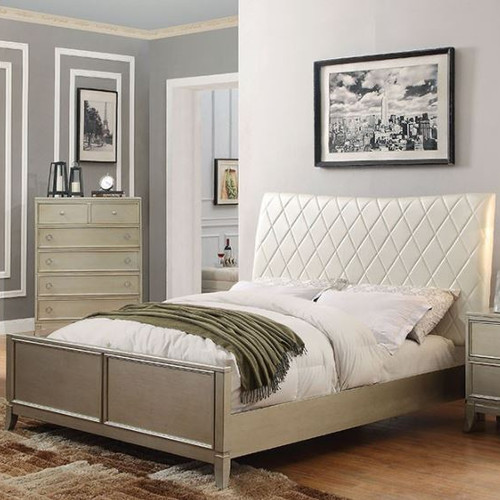 All Furniture Co. - Transitional Bedroom