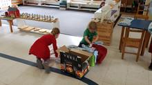 Montessori in the Home - Primary