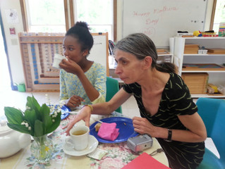 Mother's Day Tea - May 6th @10:00am