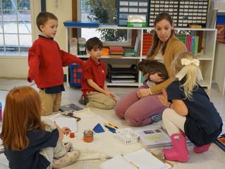 Montessori Lessons