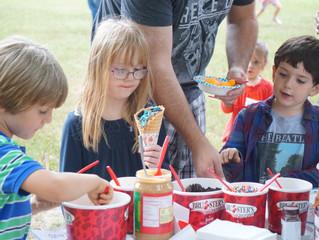 1st Annual Fire & Ice Cream Social