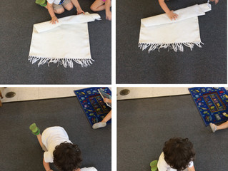 The Mat in a Montessori Classroom