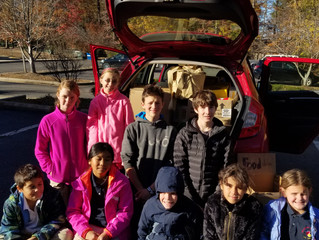 Bay Montessori - Annual Food Drive