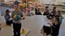 Montessori - Birthday Celebration