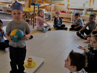 Montessori - Birthday Celebration