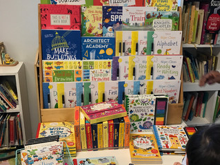 Spring Book Fair - Usborne