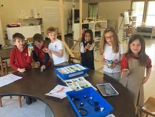 STEM - WeDo Coding with Legos