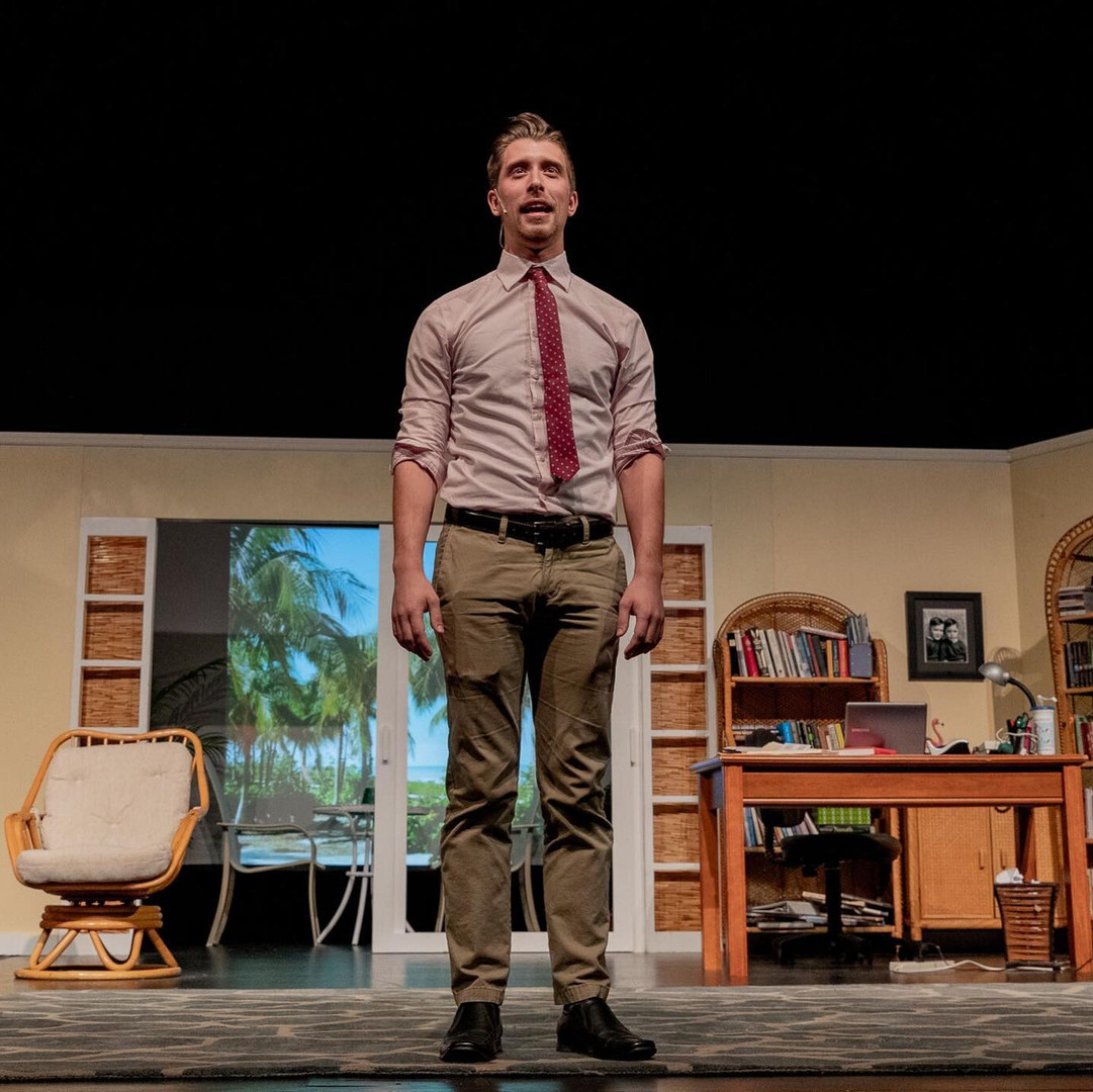 Can't Live Without You Dir: Jerry Jensen Willow Theatre PC: Edith Ayala