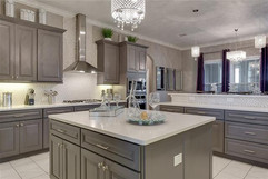 Kitchen Remdel. New Countertops and Cabinets