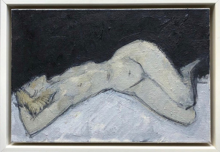 Twisting Nude 2009