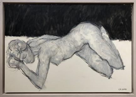Lying on White 2008
