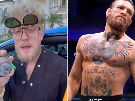 Jake Paul vs. Conor McGregor