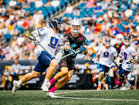 Why COVID May Have Saved Pro Lacrosse