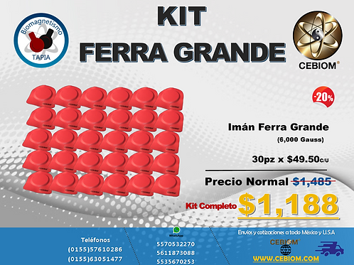 Kit Ferra Grande