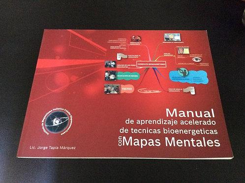 Manual de técnicas bioenergéticas con Mapas Mentales