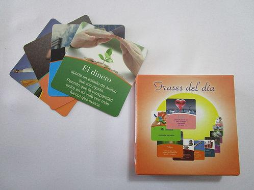 Frases del Día  (60 tarjetas)