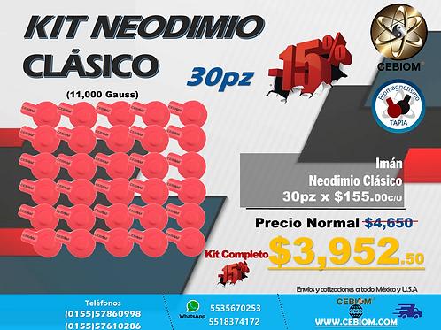 Kit Neodimio Clásico