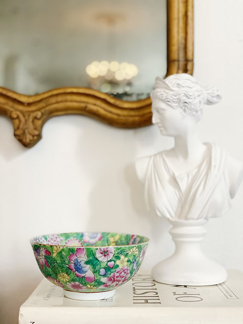 Famille Rose Decorative Bowl