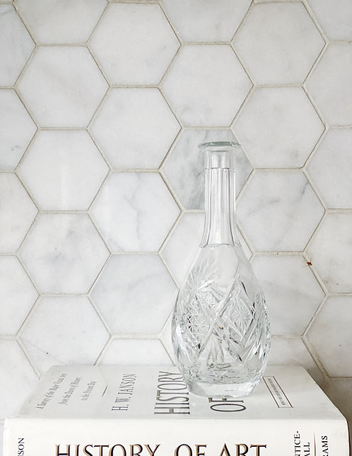 Vintage Decanter / Carafe / Vase