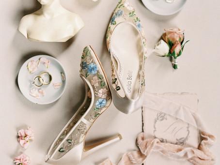 Bridgerton Inspired Wedding