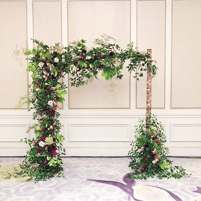 Unique Flowers for Your Wedding Entrance in New Orleans- Beyond Bouquets