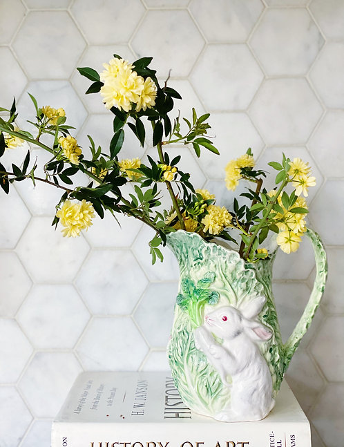 Rabbit Patch Pitcher