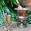 Thumbnail: Vintage Silver Champagne Flutes