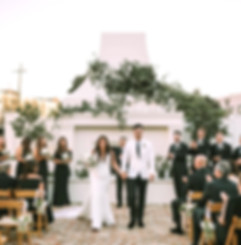 new orleans wedding at Il Mercato