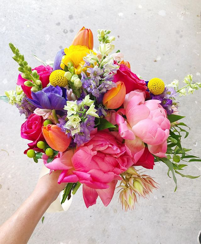 Unique Flowers for Your Wedding Entrance in New Orleans