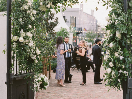 Garden Style Wedding at Il Mercato