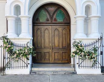 leaf-petal-new-orleans-felicity-chuch-flowers-weddings-gates-entrance