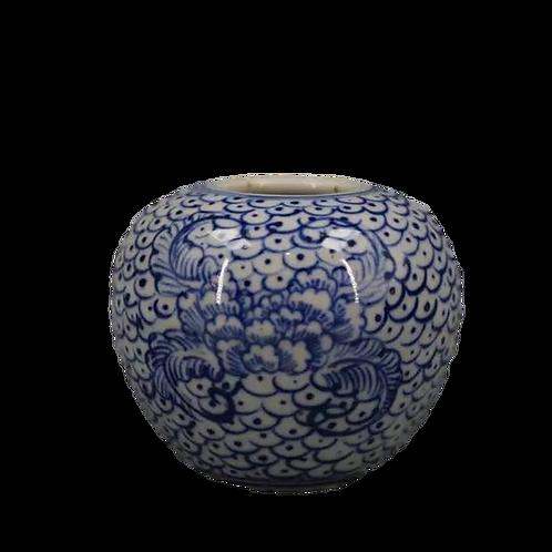 Tiny Chinoiserie Pot