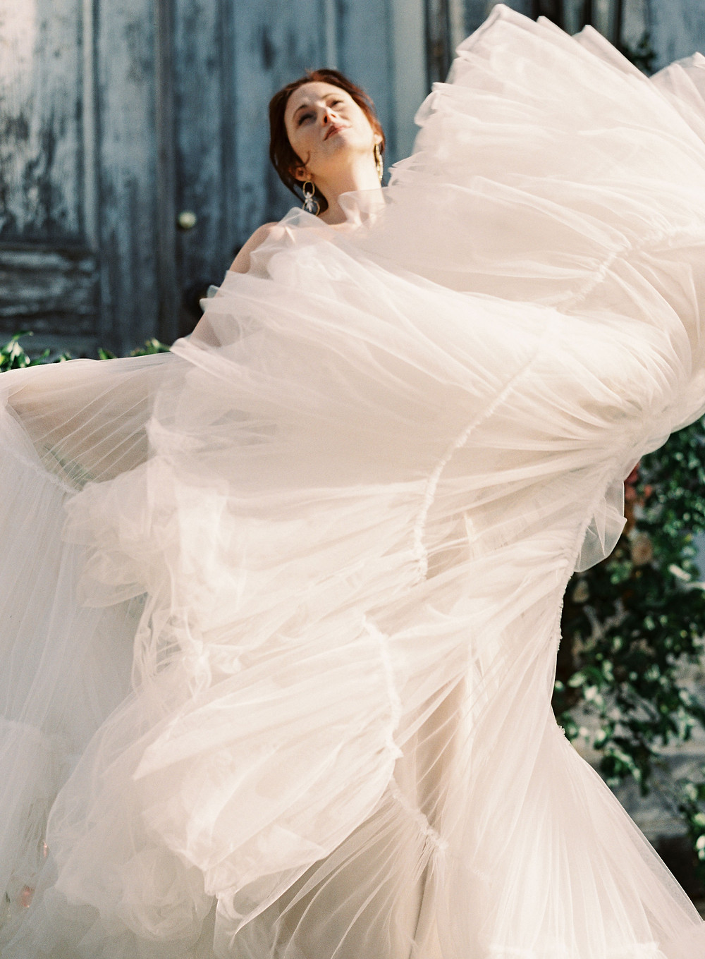 leaf + petal, New Orleans, Marigny opera house, Bridgerton wedding, unbridaled wedding dress,