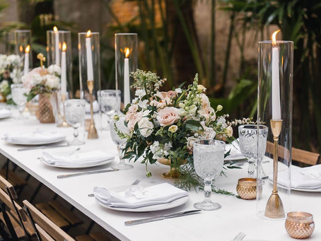 3 Tricks for Creating the Perfect Wedding Centerpieces in New Orleans