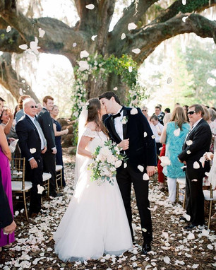 leaf-petal-new-orleans-tree-of-life-ceremony-flowers-wedding-southern-arch