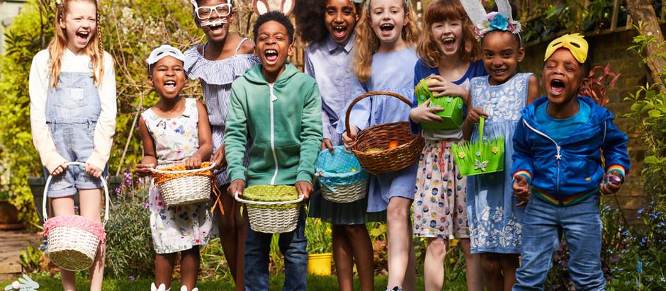 Pâques 2019, êtes-vous prêts pour la chasse aux œufs ? 🐣