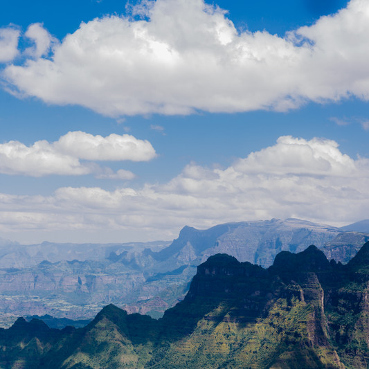 Simien Mountains, Ethiopia