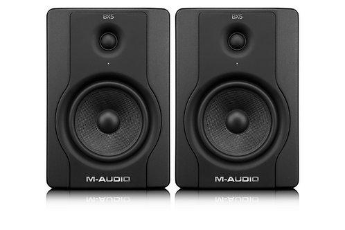 Speakers M Audio Bx5