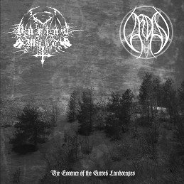 """BURIAL MIST / VARDAN """"The Essence of the Cursed Landscapes"""""""