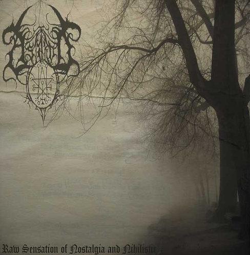 """ASTAROT """"Raw Sensation of Nostalgia and Nihilistic"""""""