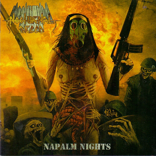 """NOCTURNAL BREED """"Napalm Nights"""""""