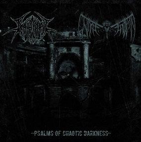 "DEATHCRAFT / UNSALVATION ""Psalms of Chaotic Darkness"""